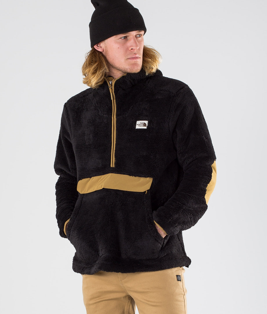 The North Face Cmpshr Poie Hoodie Tnf Black/British Khaki