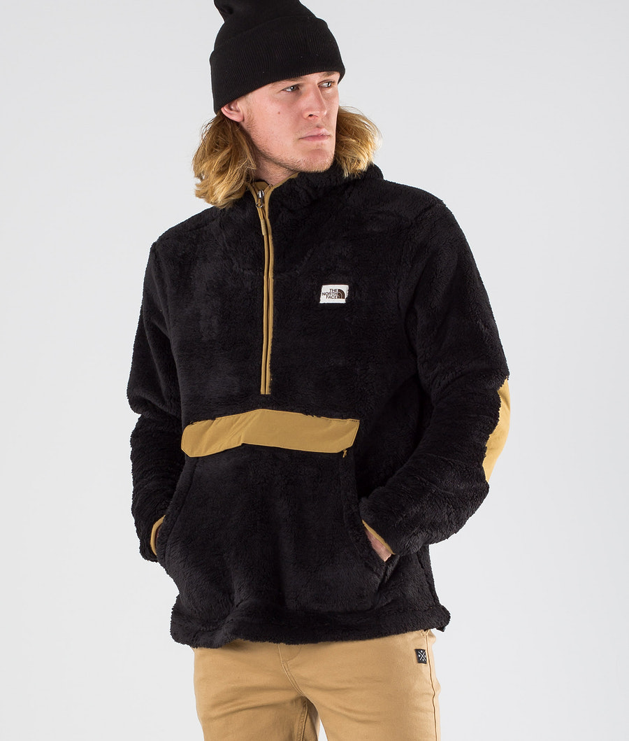 The North Face Cmpshr Poie Huppari Tnf Black/British Khaki