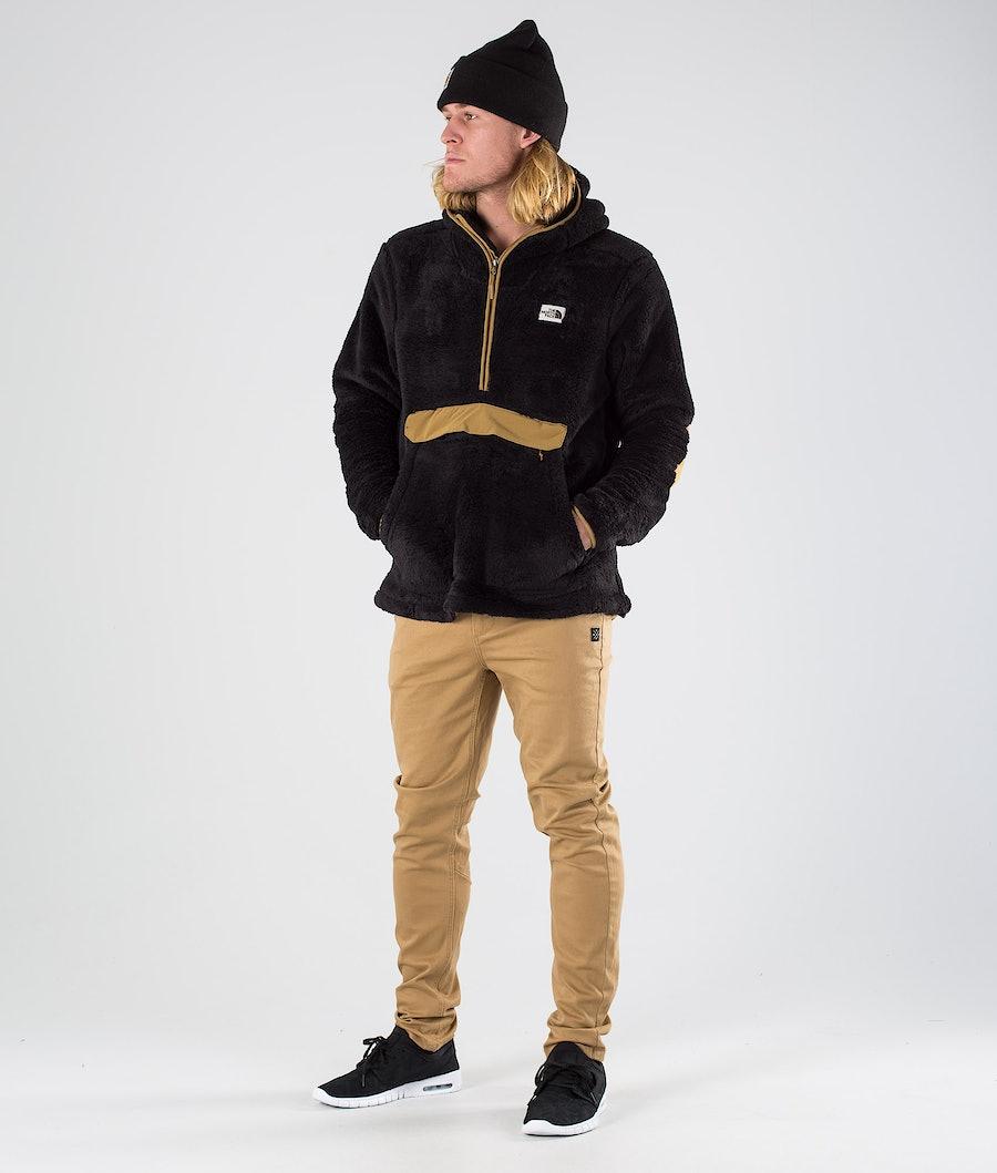 The North Face Cmpshr Poie Hood Tnf Black/British Khaki