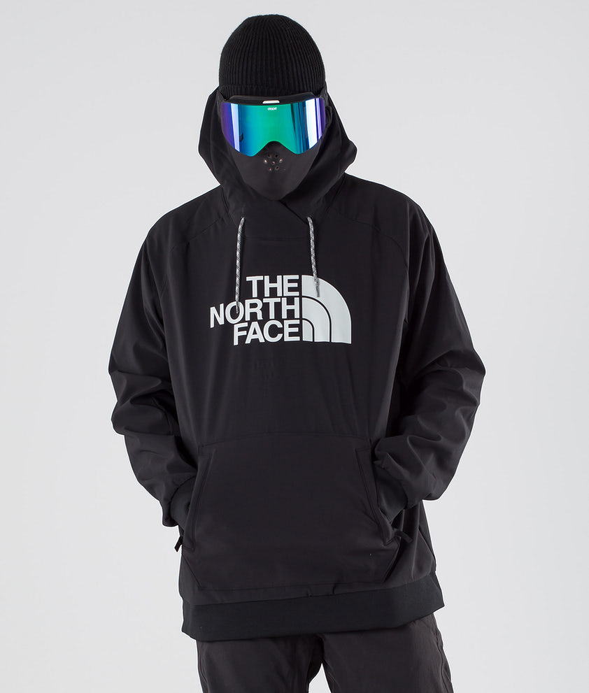 The North Face Logo Hoodie Tnf Black