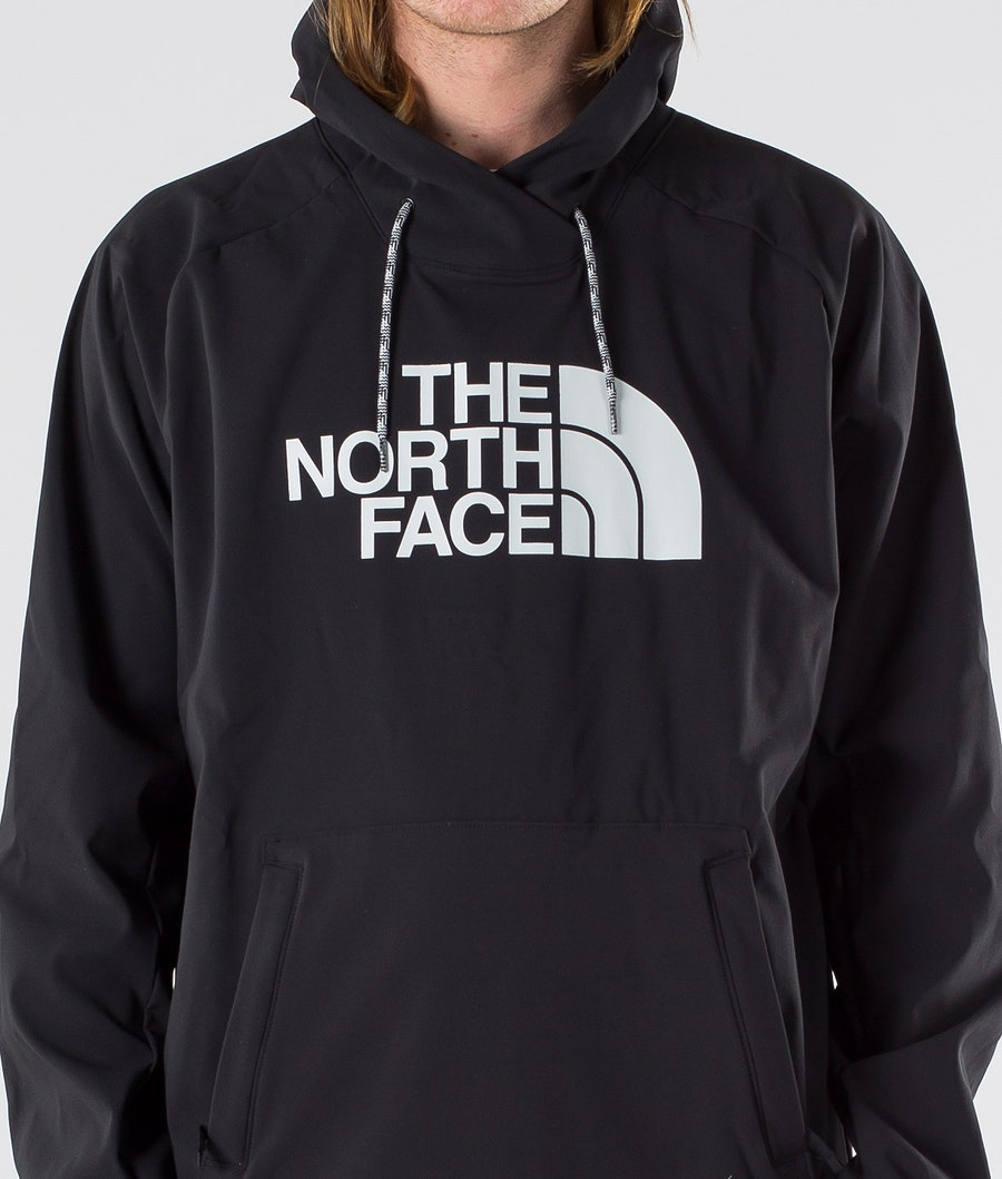The North Face Tekno Logo Felpa con Cappuccio Tnf Black