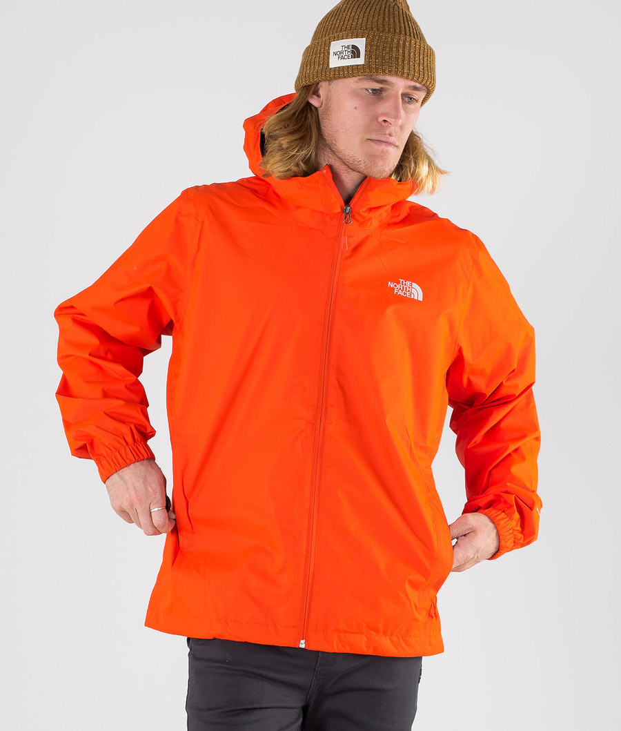 The North Face Quest Jacke Acrylic Orange
