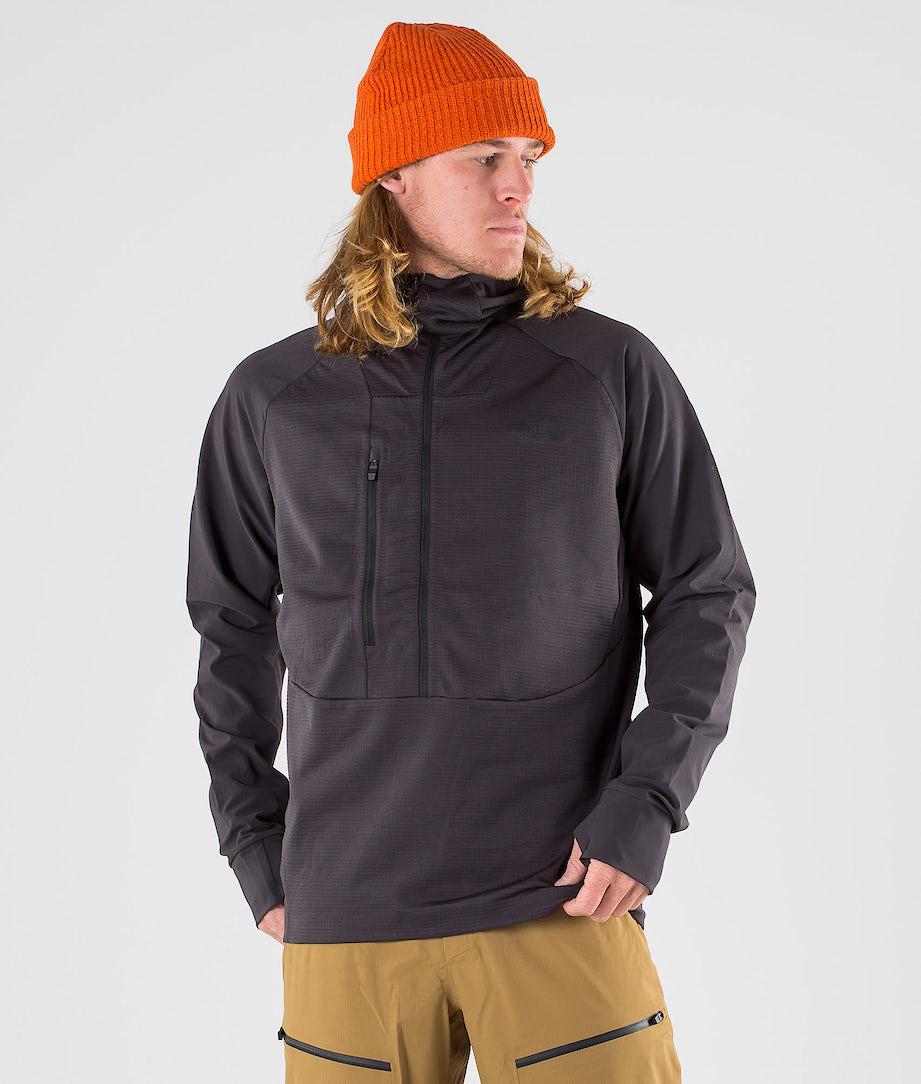 The North Face Respirator Futurelight Snowboard Jacket Weathered Black