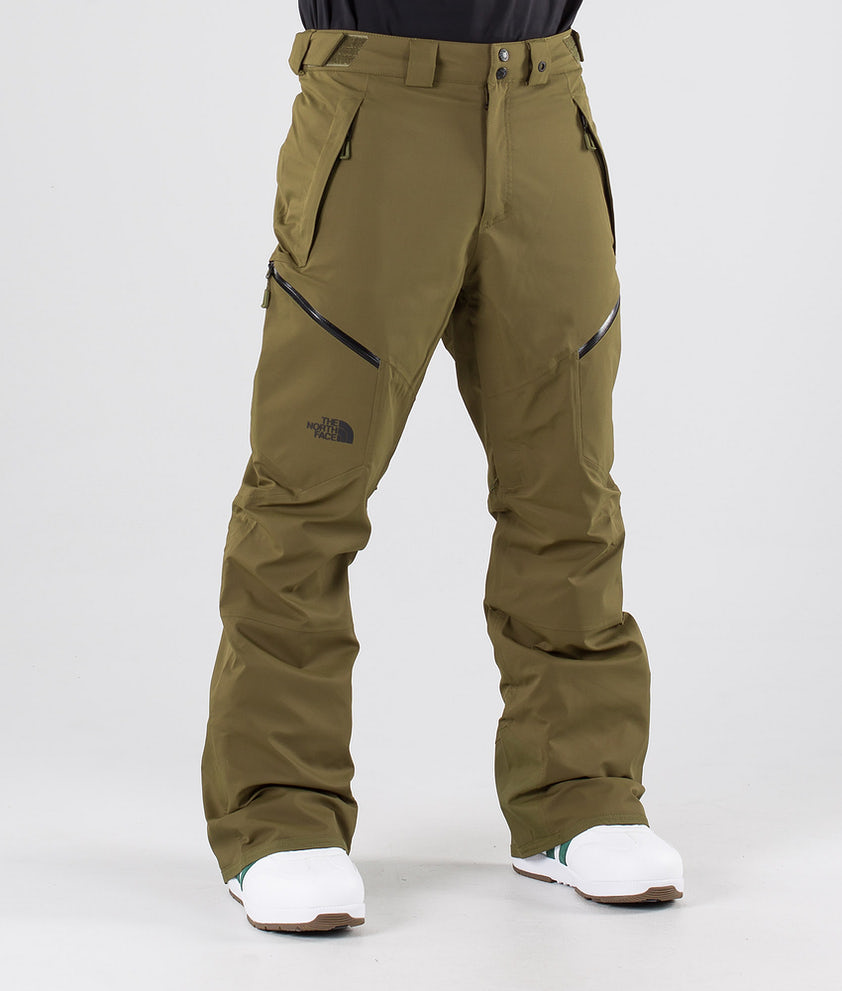 The North Face Chakal Pantalon de Snowboard Military Olive
