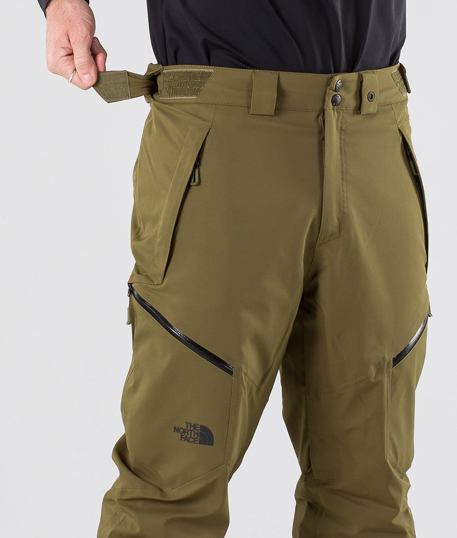 The North Face Chakal Snowboardhose Military Olive