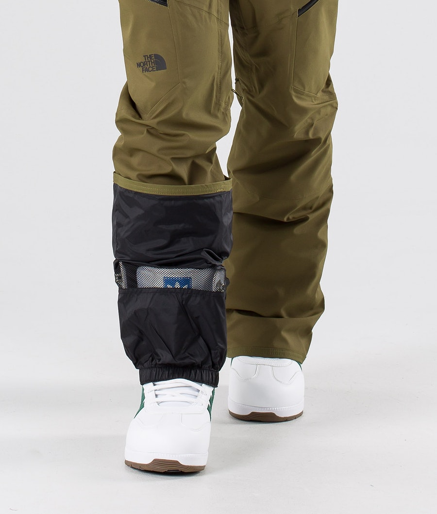 The North Face Chakal Snow Pants Military Olive