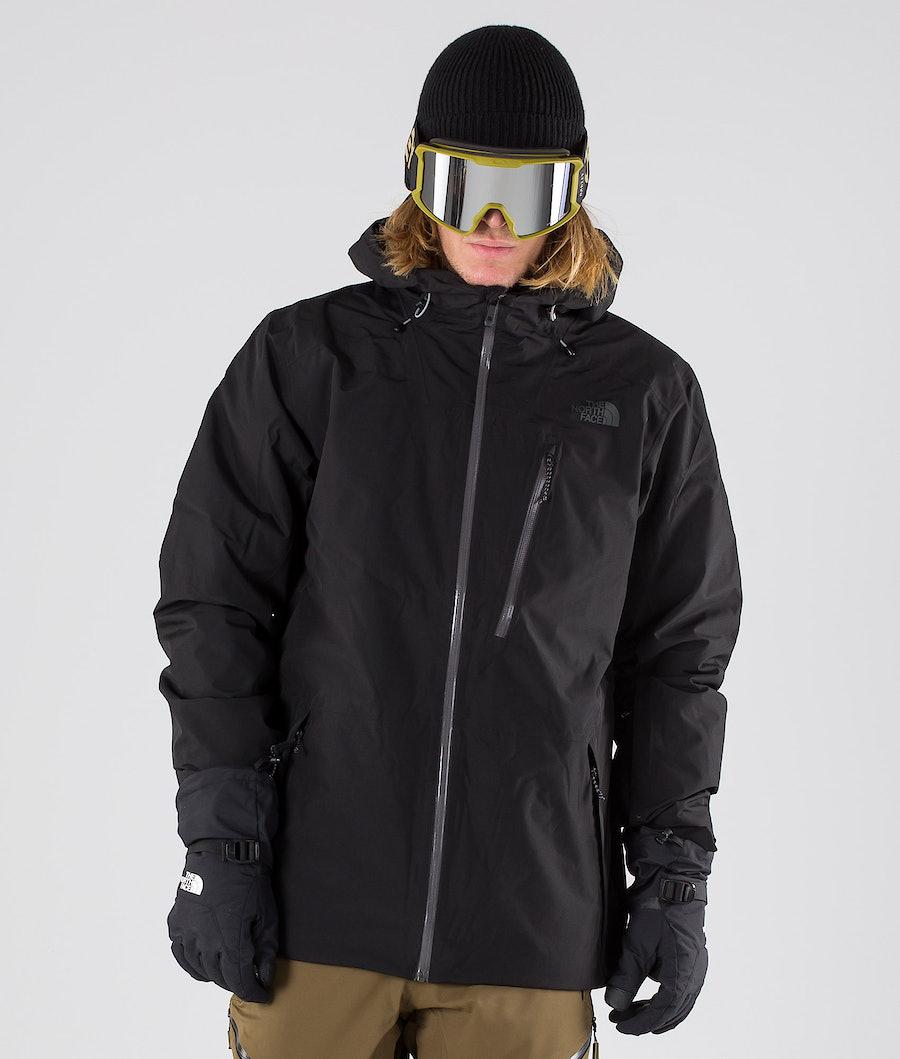 The North Face Descendit Snowboardjacke Tnf Black