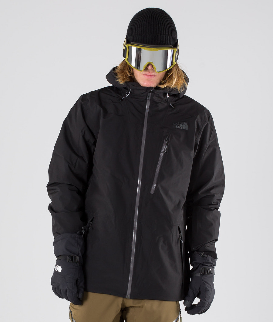 The North Face Descendit Snowboard Jacket Tnf Black