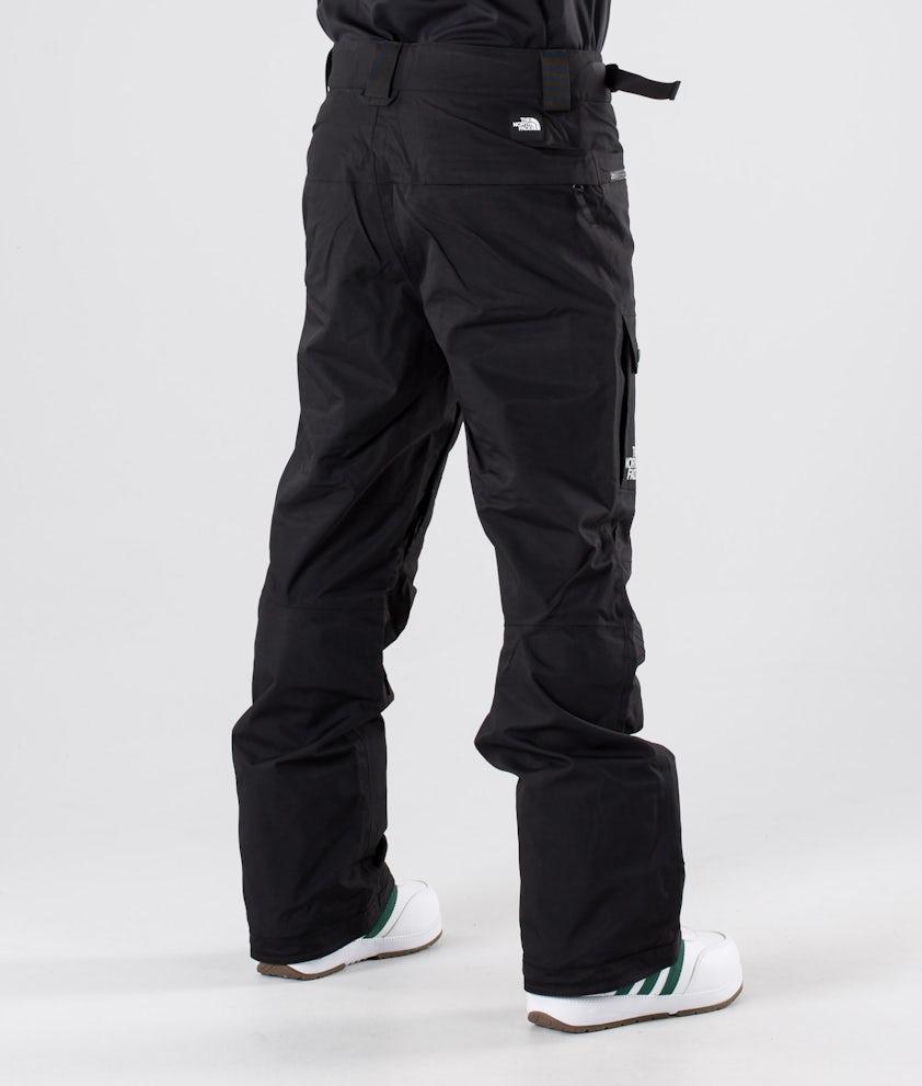 The North Face Slashback Cargo Pantaloni Snowboard Tnf Black Ridestore Com