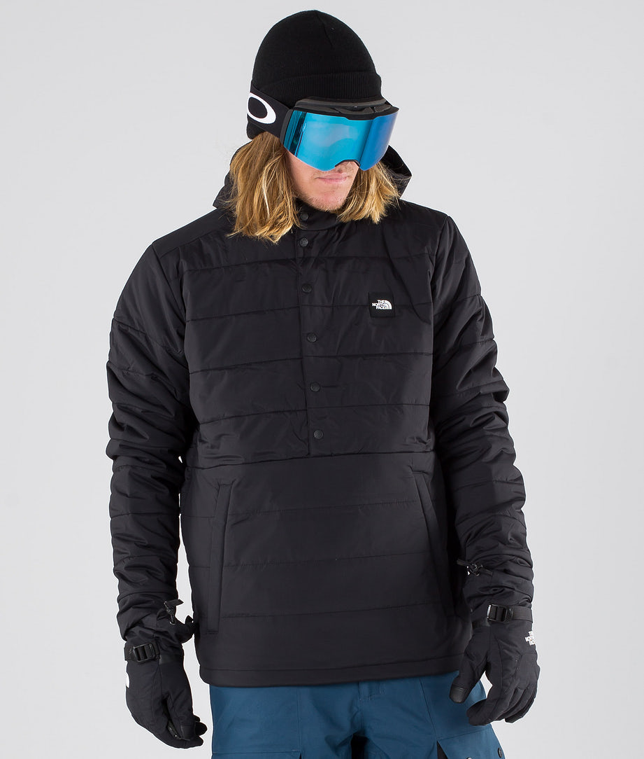 The North Face MTN Shredshirt Lumilautailutakki Tnf Black