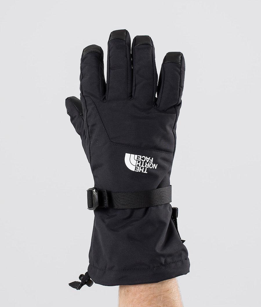 The North Face Rvlstoke Etip Ski Gloves Tnf Black