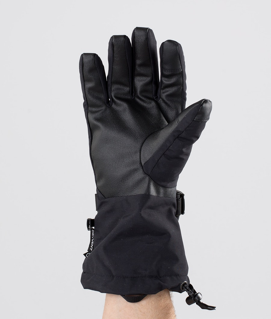 The North Face Rvlstoke Etip Ski Gloves Tnf Black