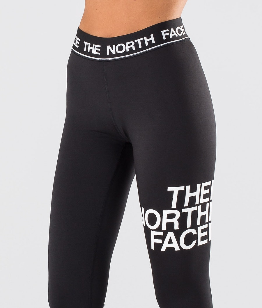 The North Face Flex Mid Rise Tight Leggings Dam Tnf Black/Tnf White