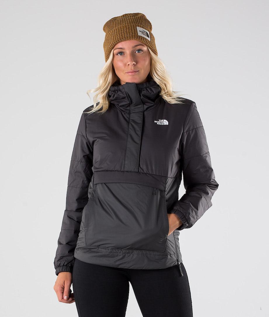 The North Face Insulated Fanorak Snowboardjacka Tnf Black/Asphalt Grey