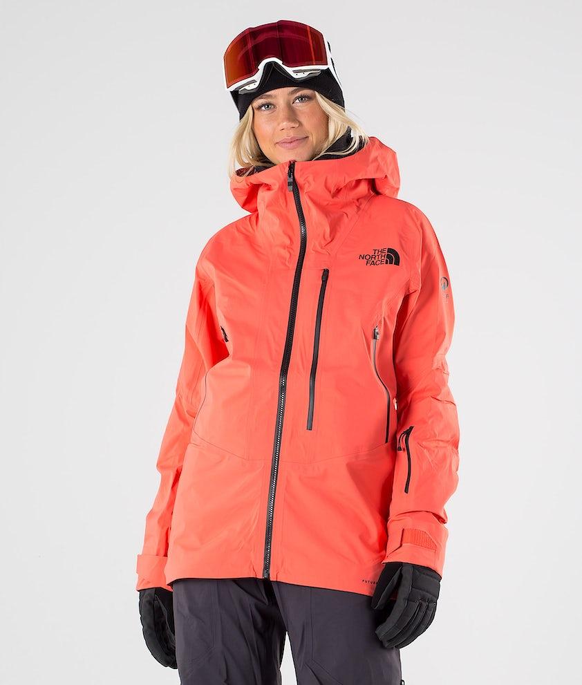 The North Face Free Thinker Futurelight Veste de Snowboard Radiant Orange