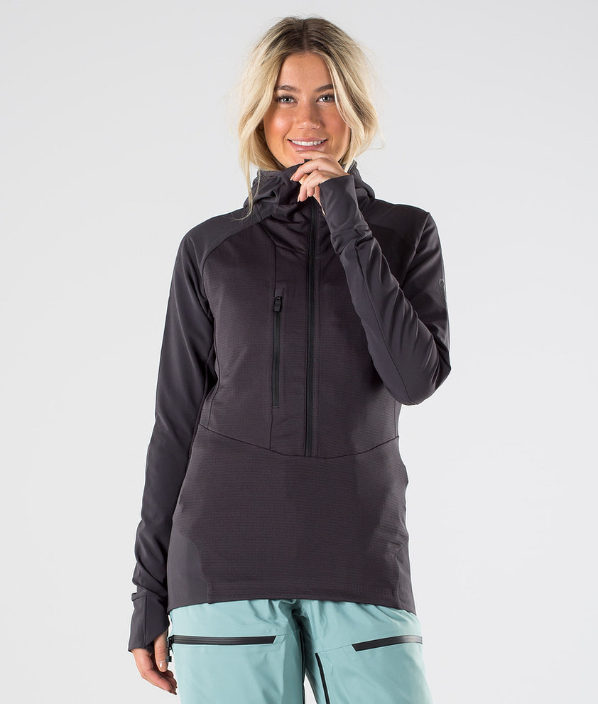 The North Face Respirator Fleece Weathered Black