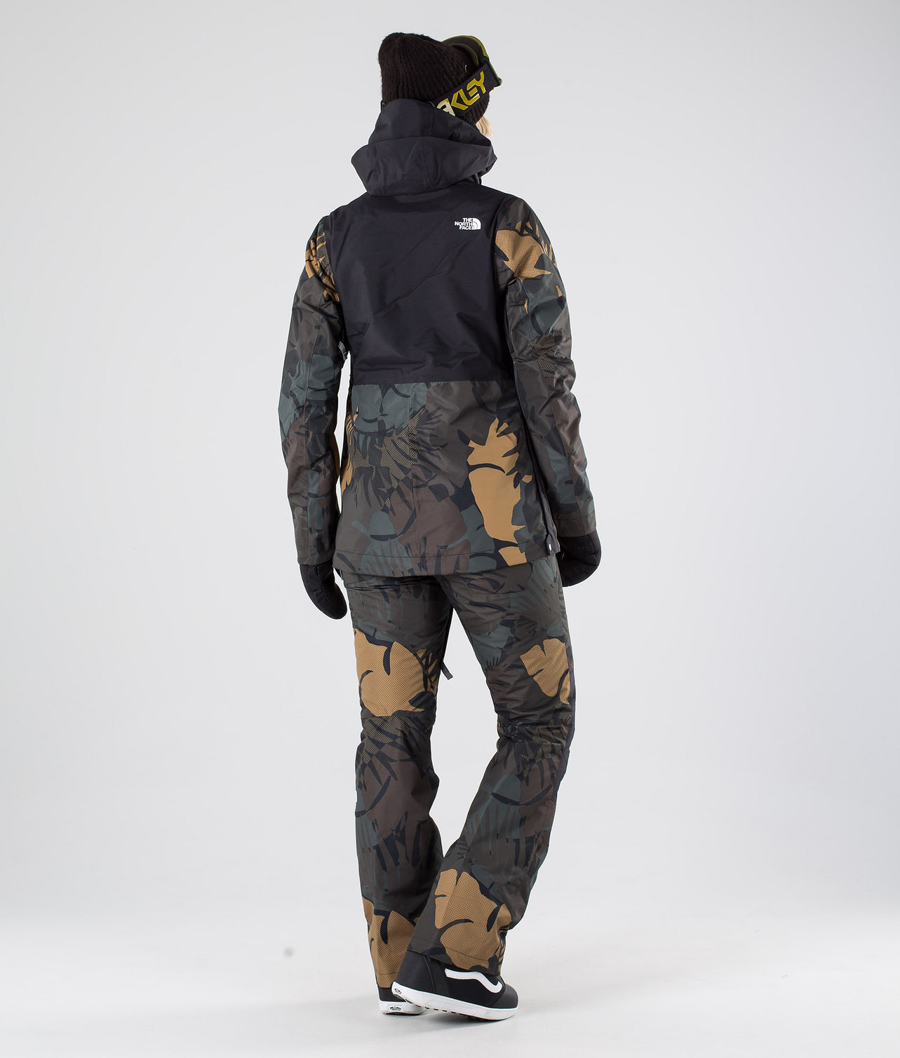 Buy Tanager Snowboard Jacket from The North Face at Ridestore.com - Always free shipping, free returns and 30 days money back guarantee