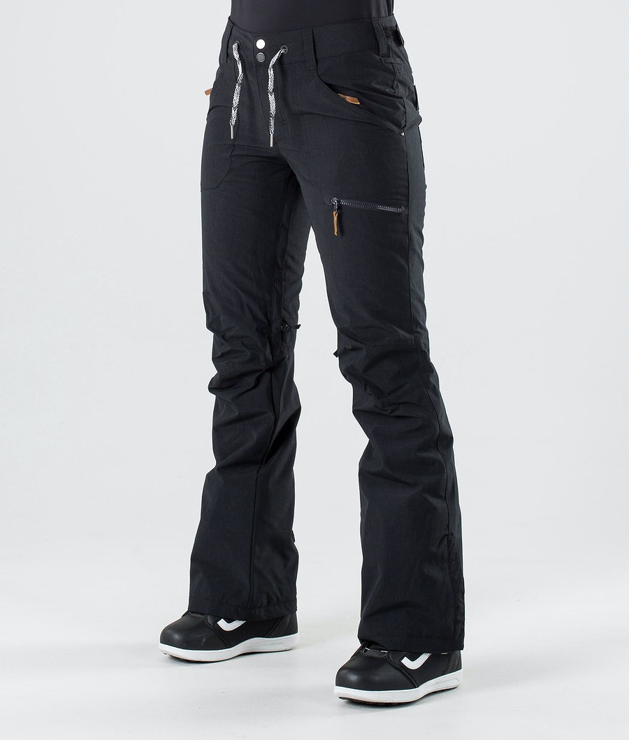 Roxy Nadia Pantalon de Snowboard True Black