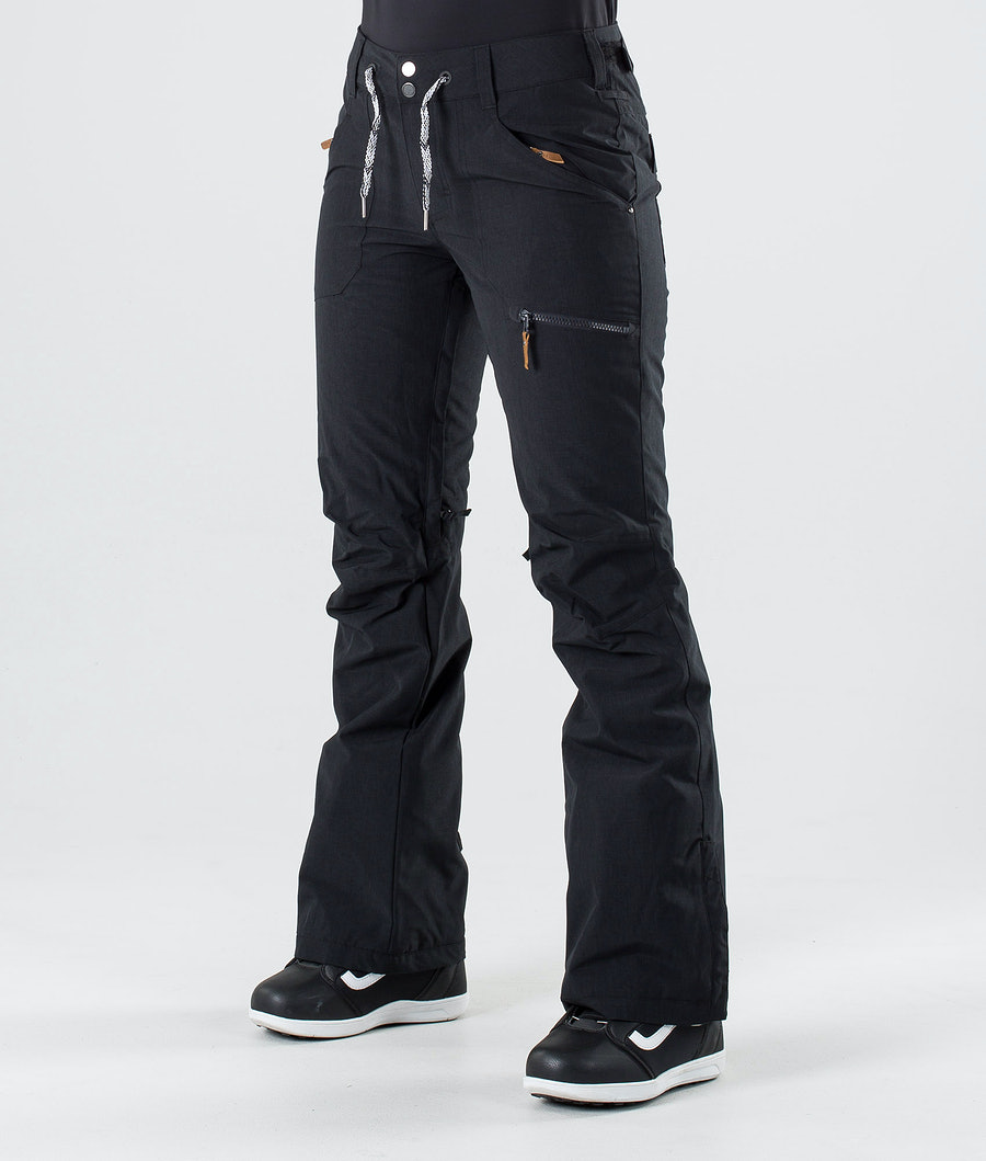 Roxy Nadia Snowboardbyxa True Black