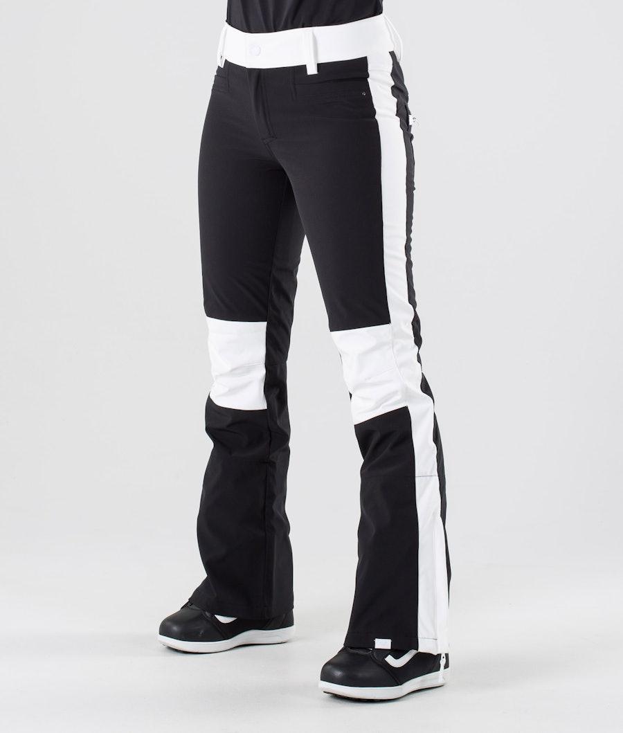 Roxy Creek Mountain Pantaloni Snowboard True Black