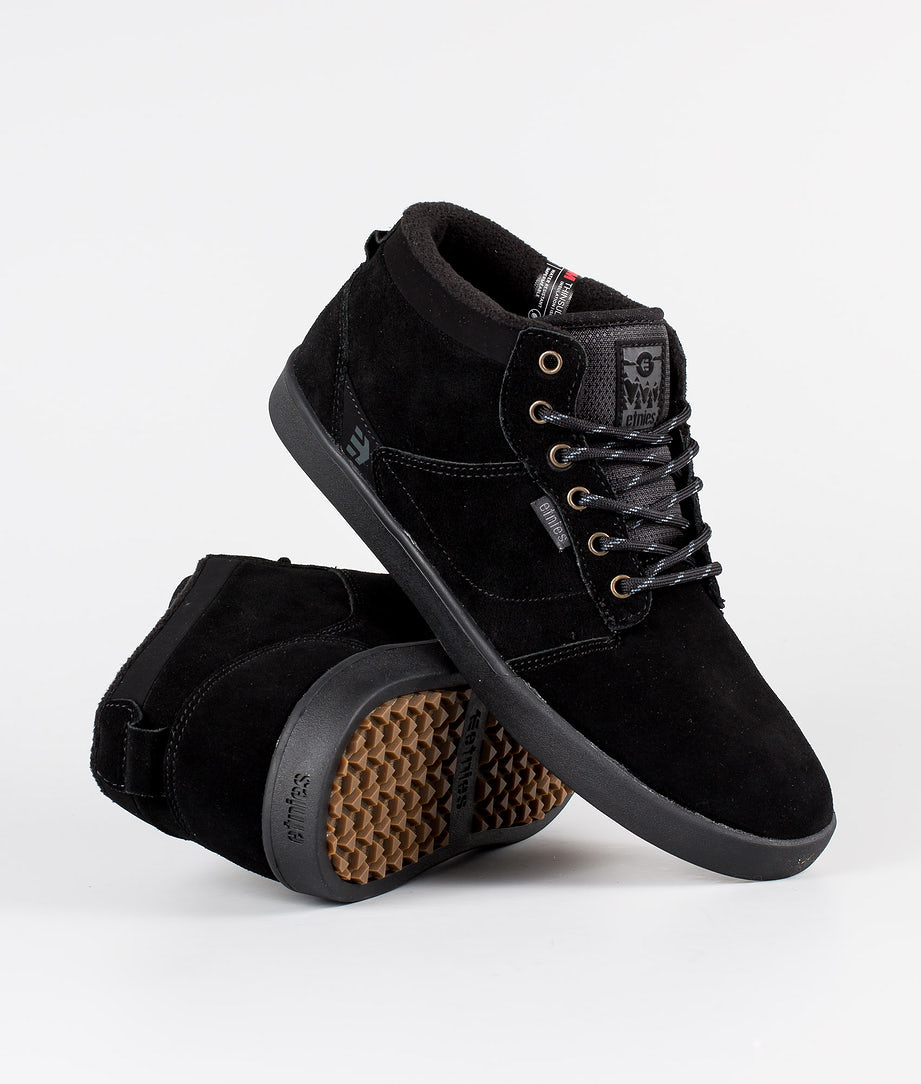 Etnies Jefferson MTW Shoes Black/Black