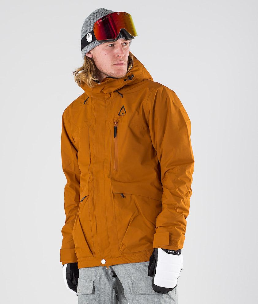 WearColour Ace Snowboardjakke Adobe
