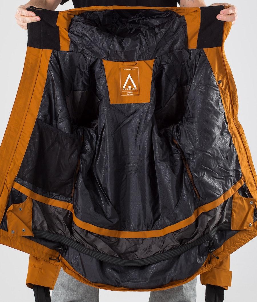 WearColour Ace Snowboardjacke Adobe