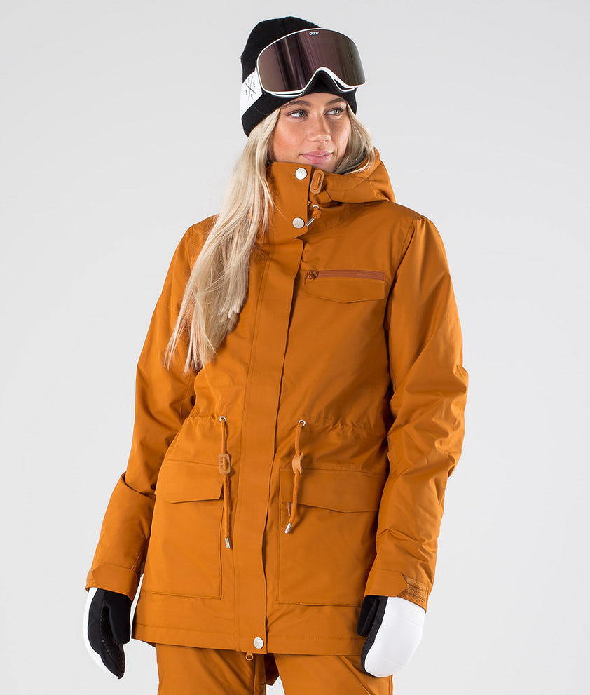 WearColour State Snowboard Jacket Adobe