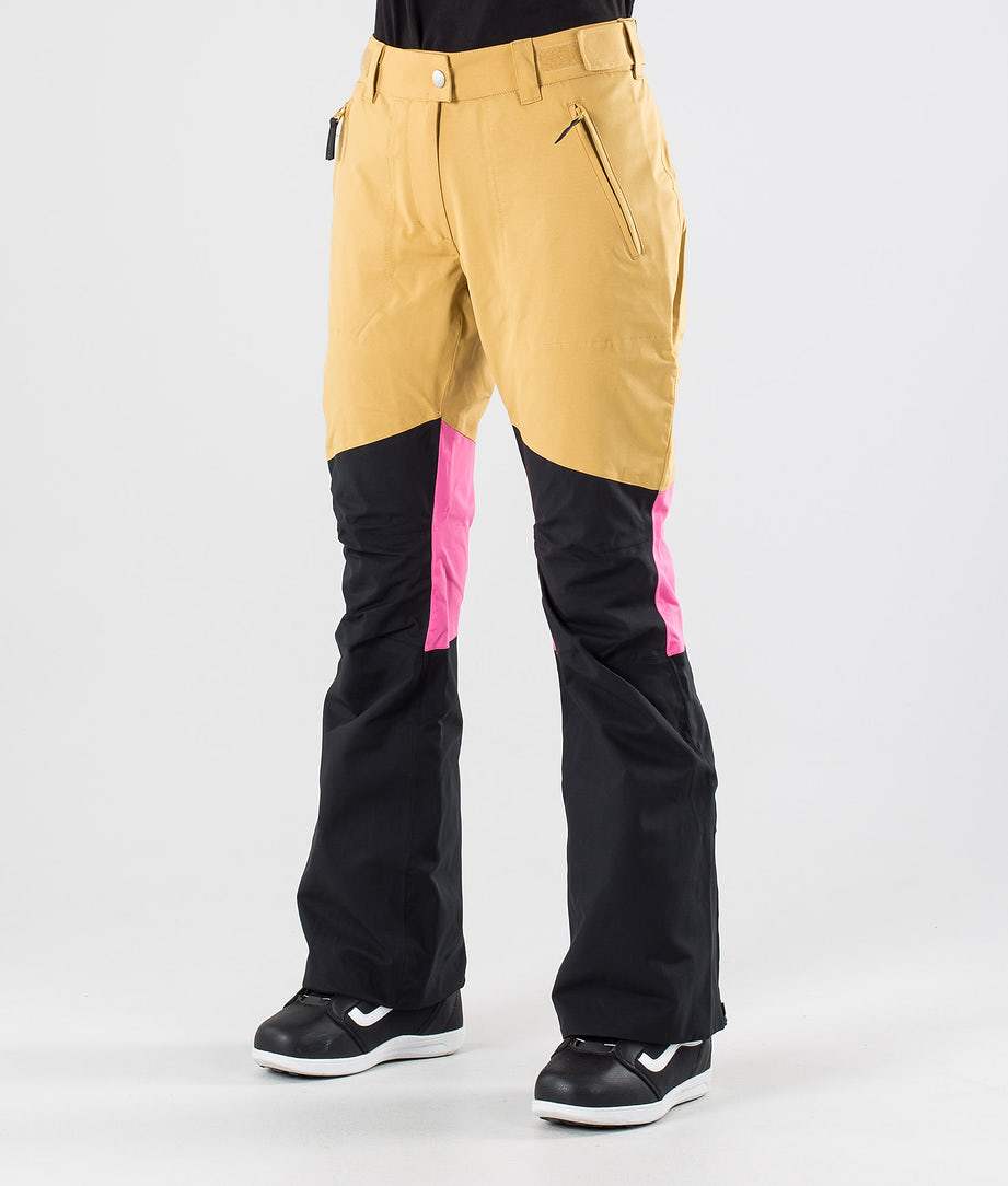 WearColour Blaze Snow Pants Sand