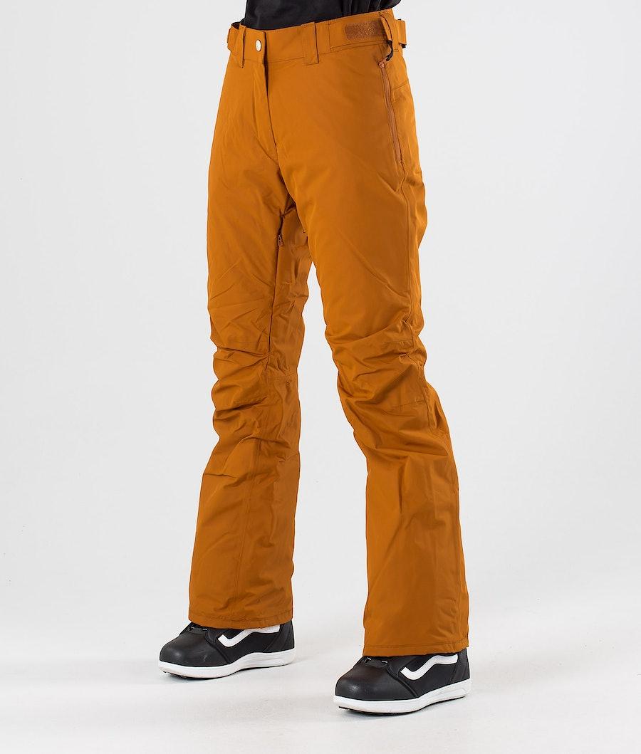 WearColour Fine Pantaloni da Snowboard Adobe