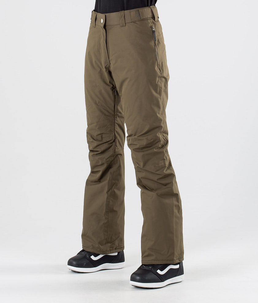 WearColour Fine Snow Pants Mud
