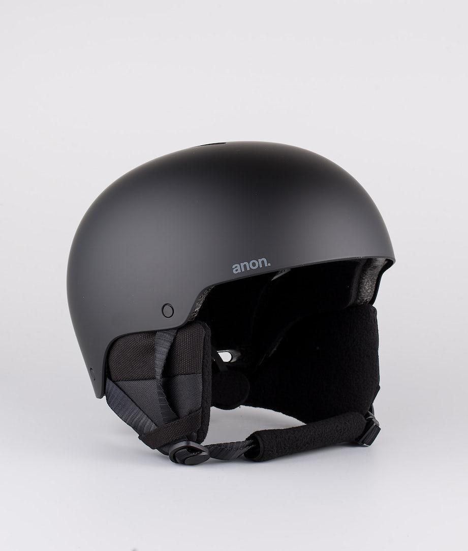 Anon Raider 3 Ski Helmet Black Eu