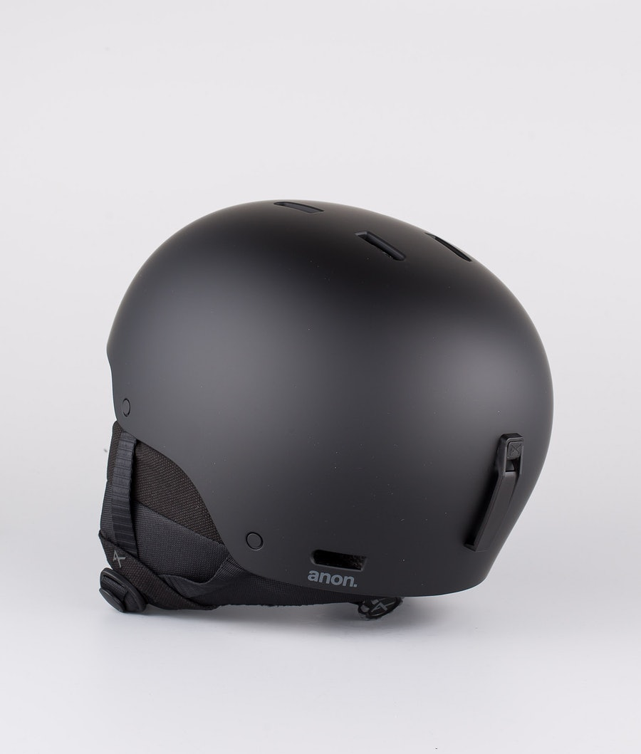 Anon Raider 3 Skihelm Black