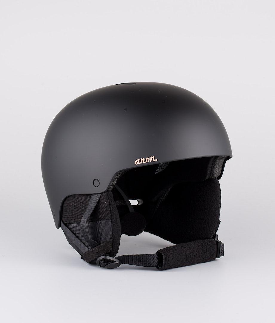 Anon Greta 3 Ski Helmet Black Eu