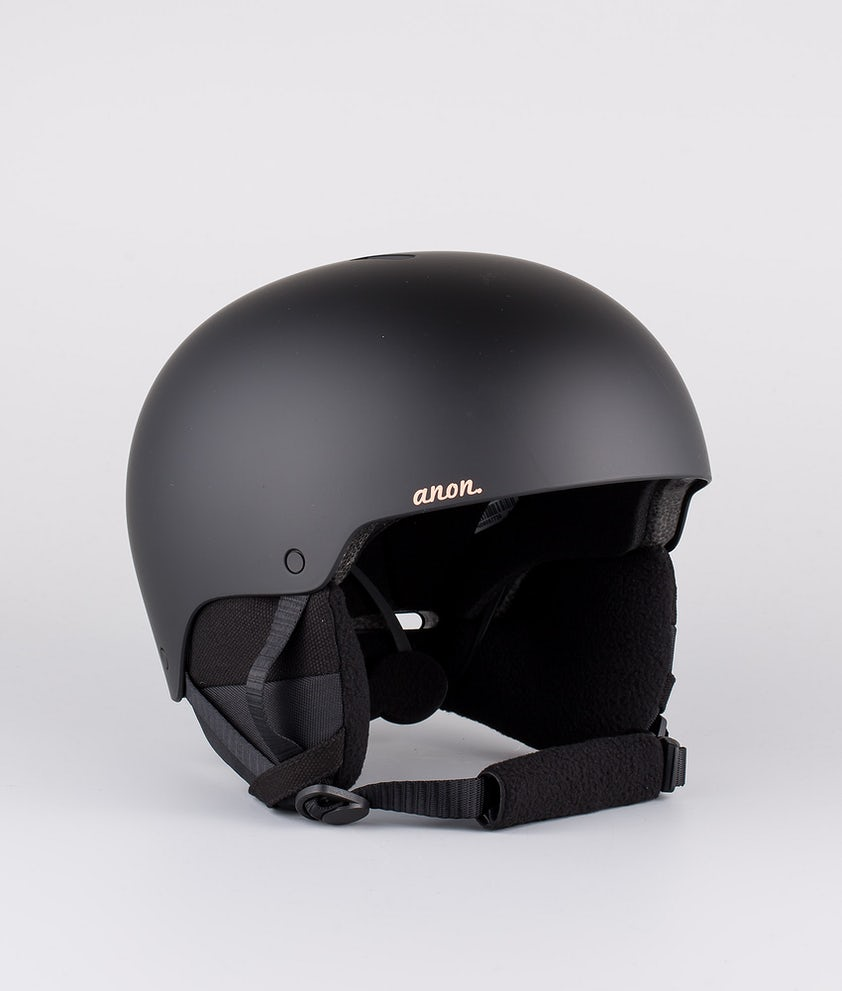 Anon Greta 3 Casque de Ski Black Eu