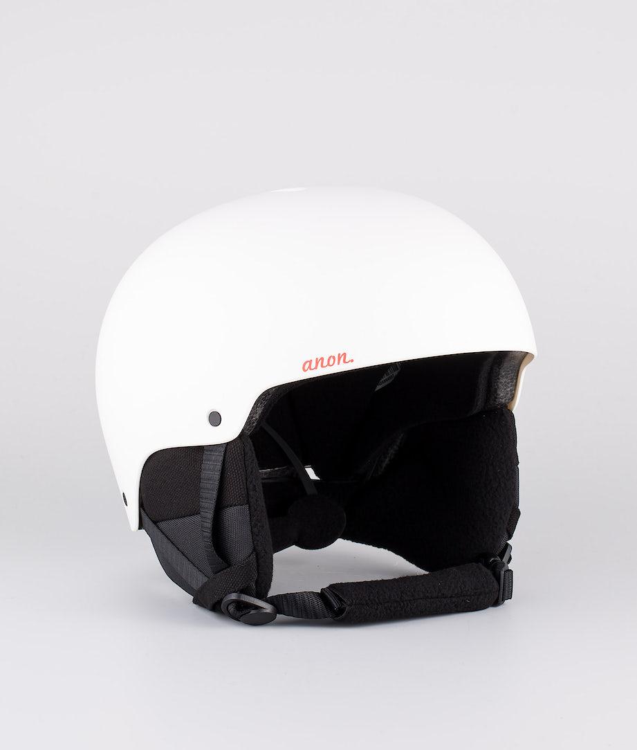 Anon Greta 3 Ski Helmet White Eu