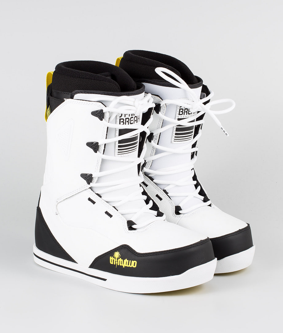 Thirty Two Zephyr Premium Spring Break 19 Bottes de Neige White/Black