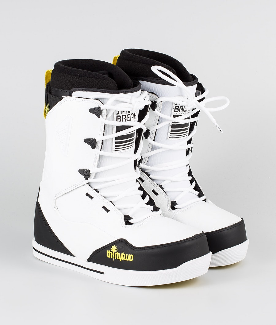 Thirty Two Zephyr Premium Spring Break 19 Snowboard Boots White/Black