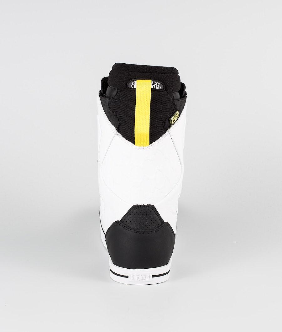 Thirty Two Zephyr Premium Spring Break 19 Scarponi Snowboard White/Black