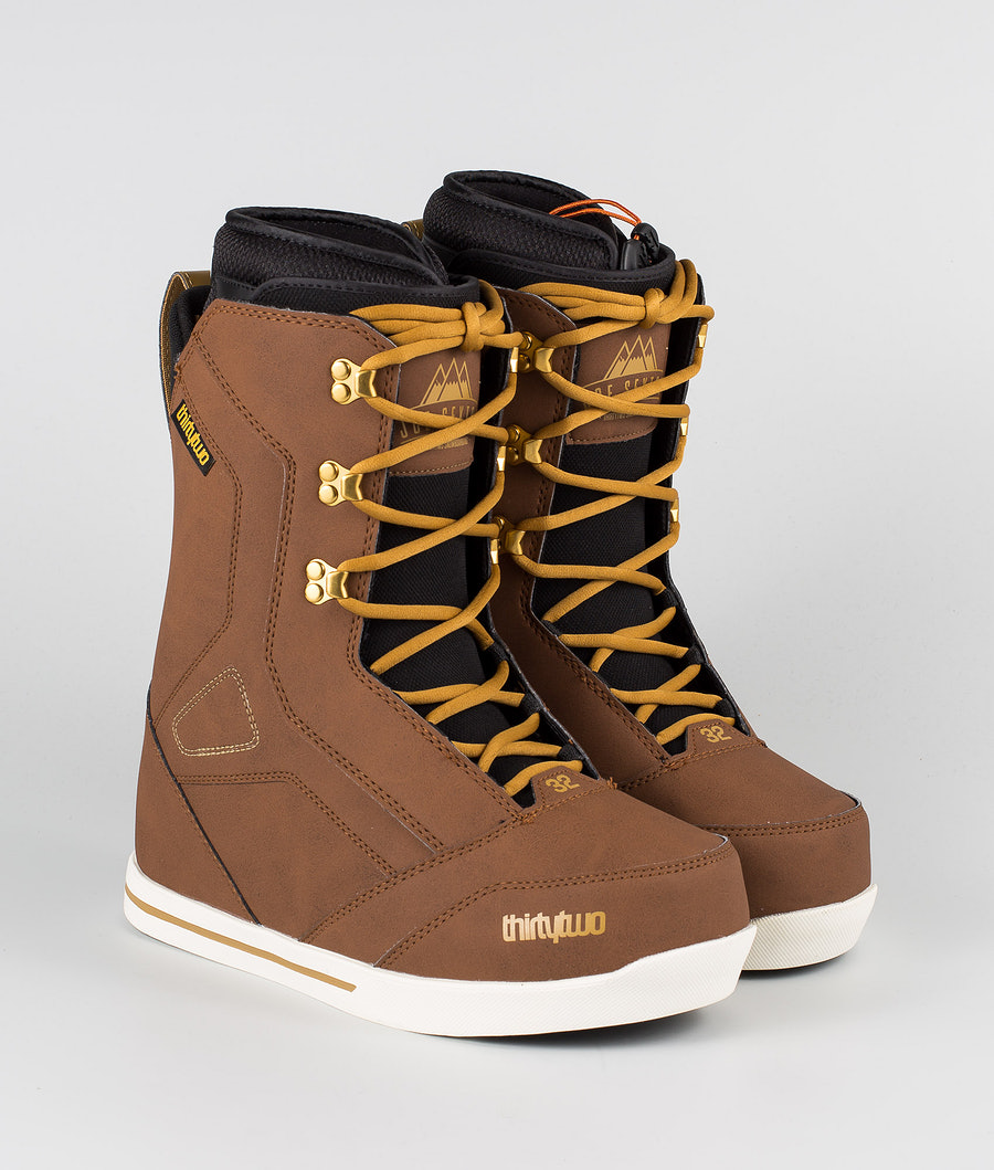 Thirty Two 86 Sexton '19 Snowboardboots Brown