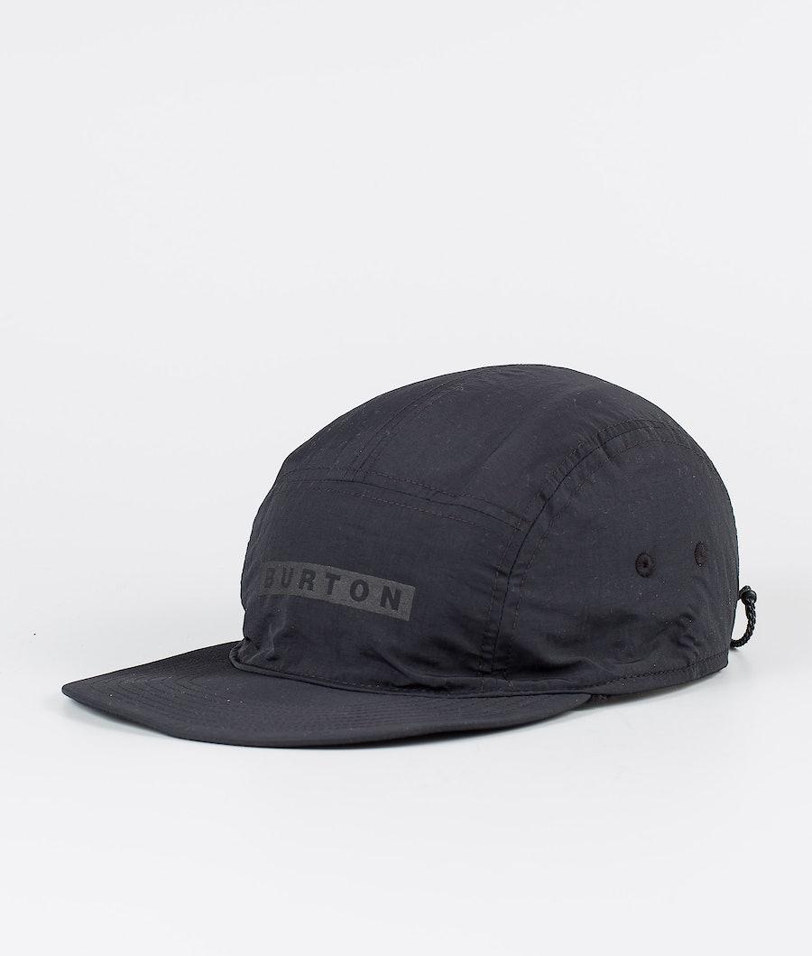 Burton Cableway Hat Keps True Black