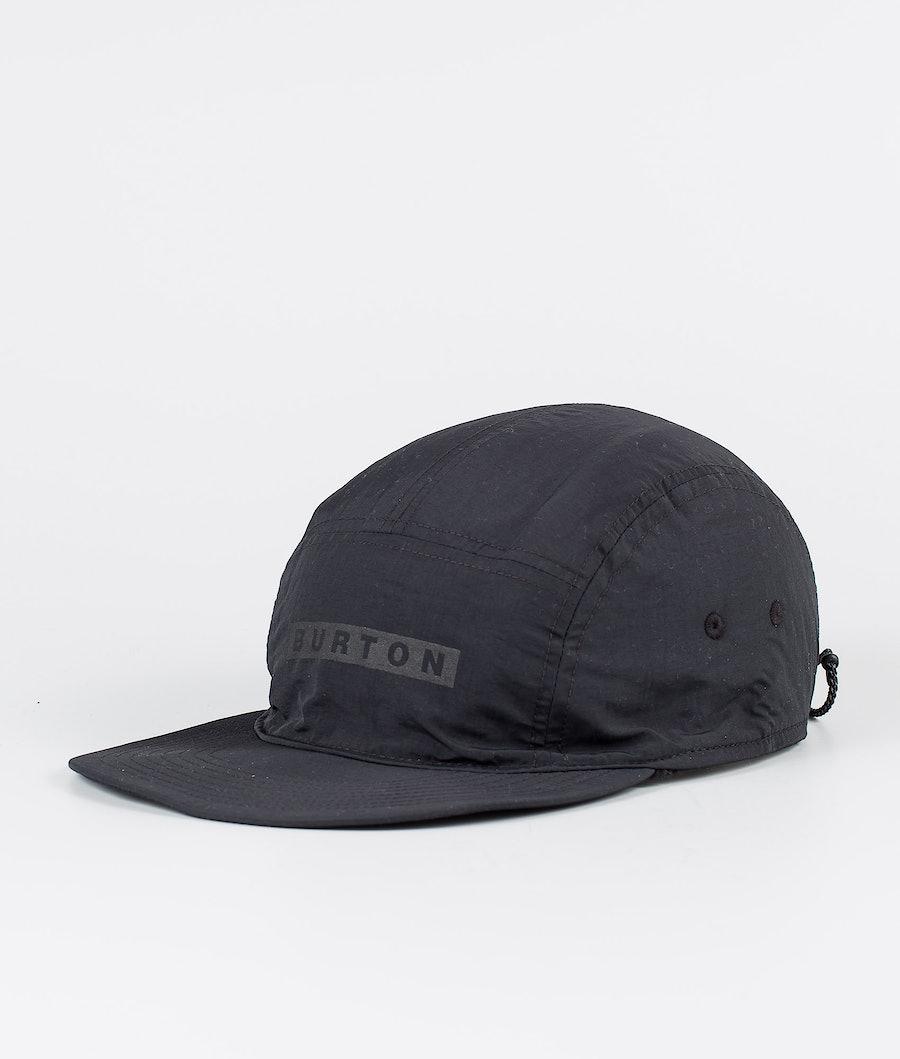 Burton Cableway Hat Cap True Black