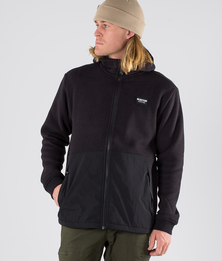 Burton Tribute Hood True Black