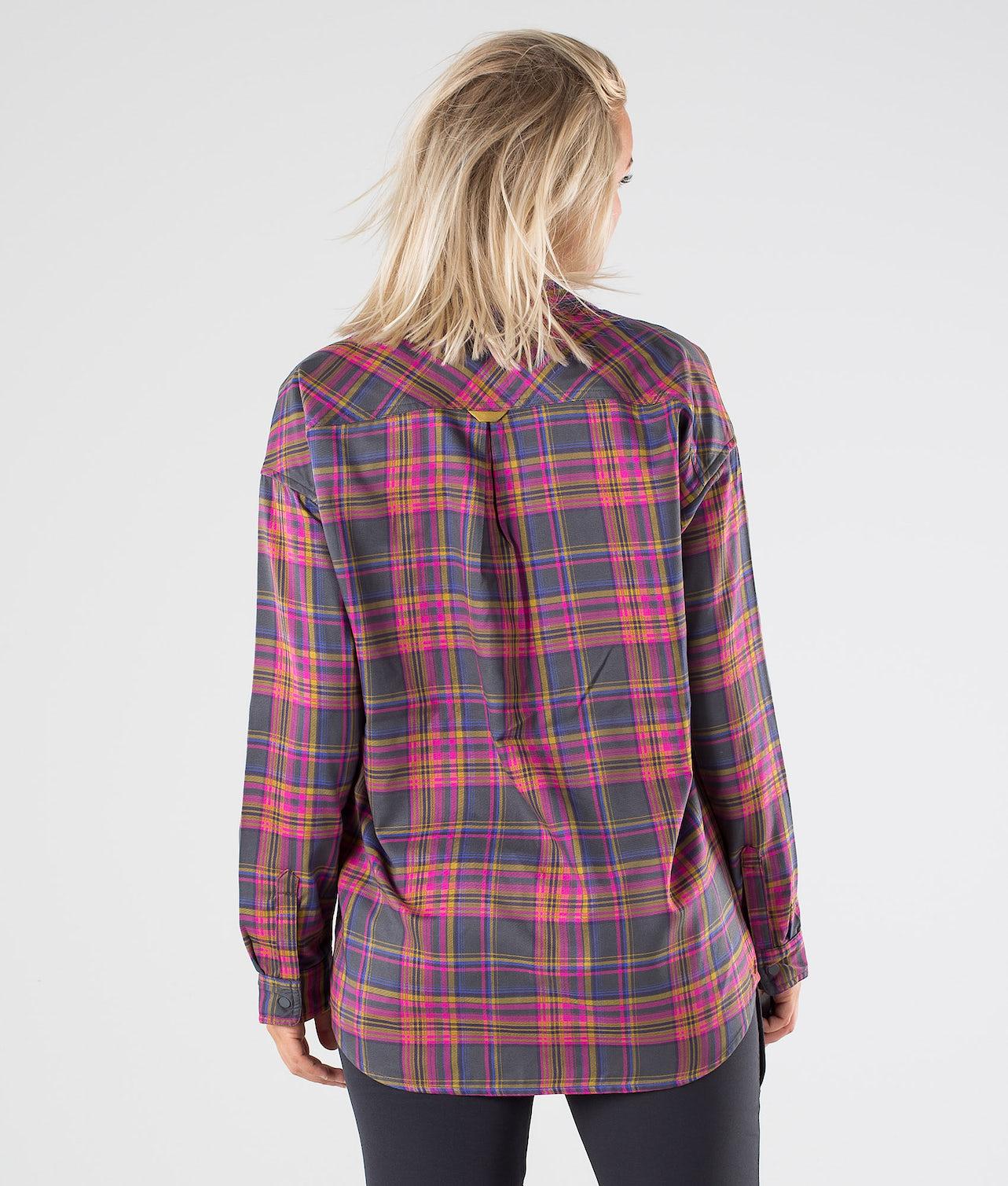 Kjøp Grace Ls Skjorte fra Burton på Ridestore.no - Hos oss har du alltid fri frakt, fri retur og 30 dagers åpent kjøp!