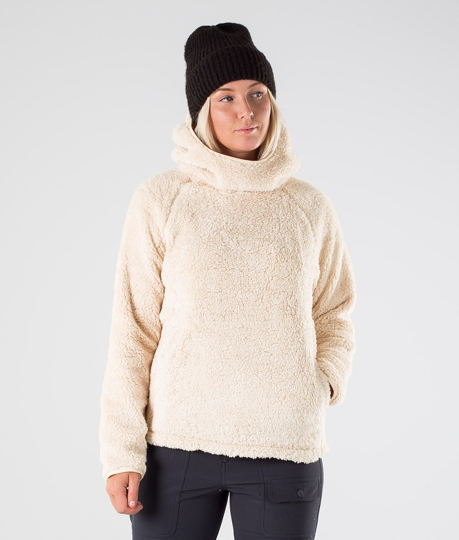 Burton Lynx Pullover Pulls Polaire Creme Brulee
