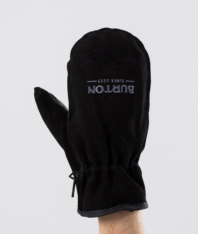 Burton Workhorse Mitt Ski Gloves True Black