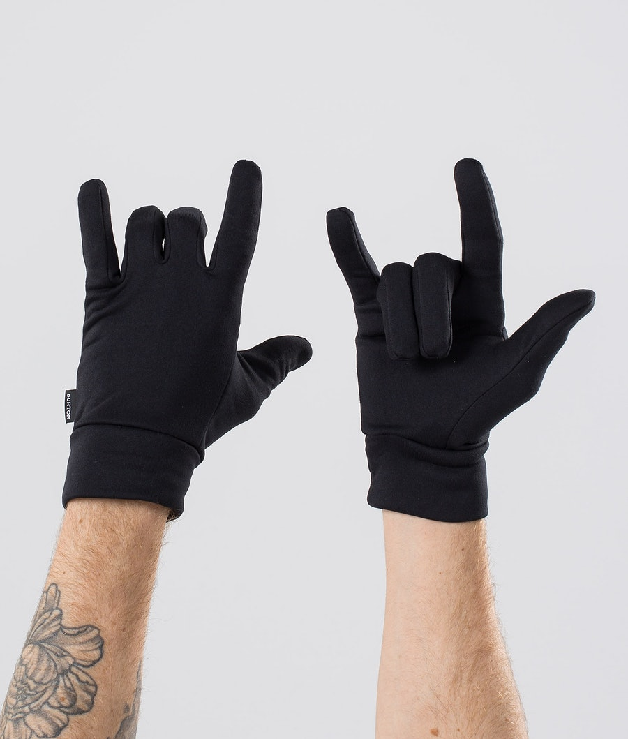 Burton Baker 2 In 1 Undermitten Muffole True Black