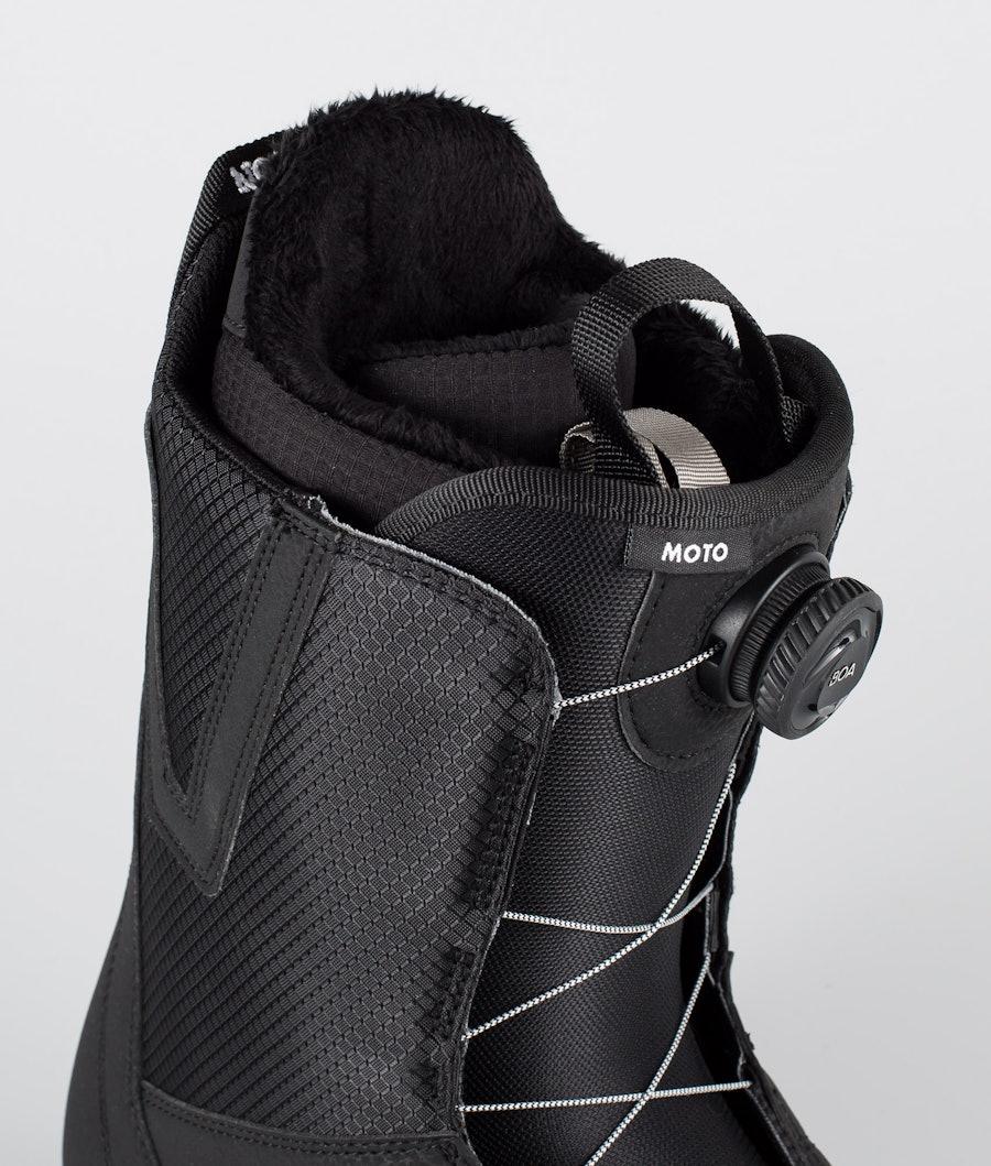Burton Moto Boa Boots Snowboard Black