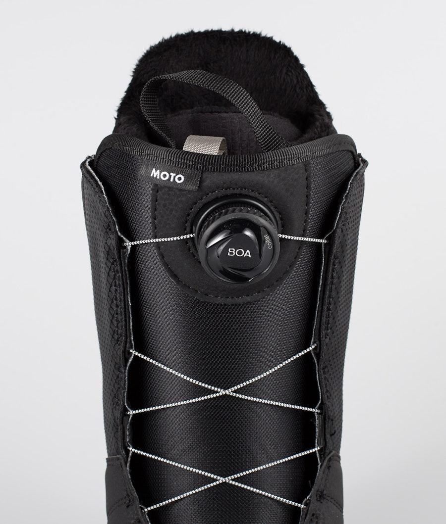 Burton Moto Boa Boots Black