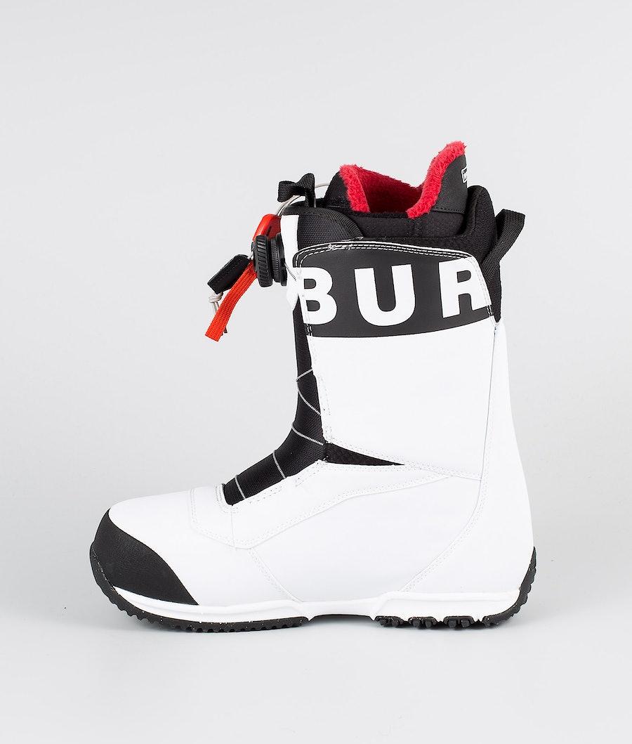 Burton Ruler Boa Snowboardboots White/Black